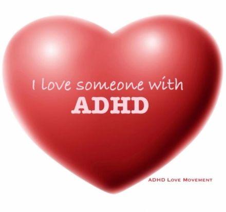 ADHD Feeling the Love