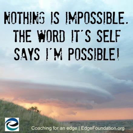 Even with ADHD I'm Possible